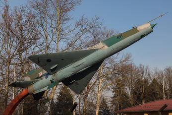 161 - Croatia - Air Force Mikoyan-Gurevich MiG-21US