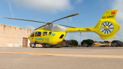 EC-MMP - Eliance Airbus Helicopters H145