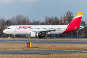 EC-ILR - Iberia Airbus A320 aircraft