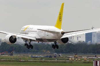 V8-DLD - Royal Brunei Airlines Boeing 787-8 Dreamliner