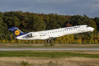 D-ACPK - Lufthansa Regional - CityLine Canadair CL-600 CRJ-701