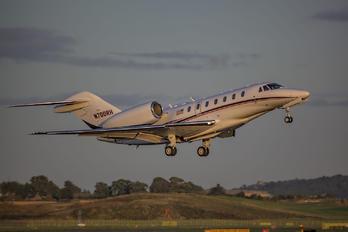 N700RH - Private Cessna 750 Citation X