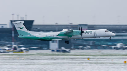 LN-RDY - Widerøe de Havilland Canada DHC-8-400Q / Bombardier Q400