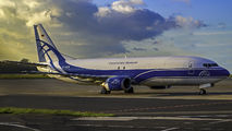 D-ACLW - CargoLogic Germany Boeing 737-400SF aircraft