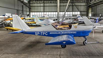 SP-TPC - Aeroklub Warszawski Aero AT-3 R100