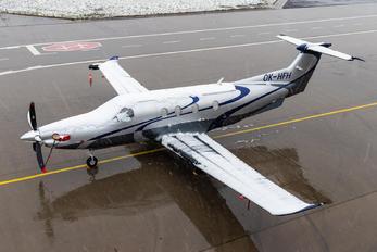 OK-HFH - Private Pilatus PC-12