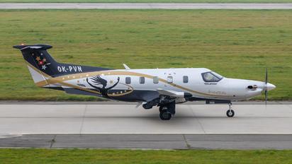 OK-PVN - Private Pilatus PC-12NGX