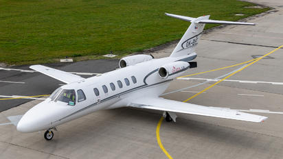 OK-PBT - Queen Air Cessna 525 CitationJet