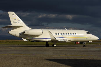 F-HLRX - Michelin Air Services Dassault Falcon 2000 DX, EX
