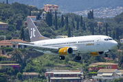 OY-JTF - Jet Time Boeing 737-300QC aircraft