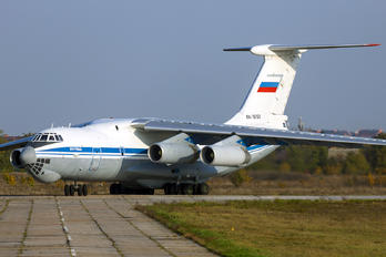 RA-76763 - Russia - Air Force Ilyushin Il-76 (all models)