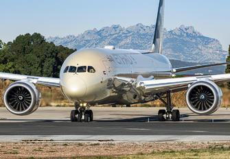 A6-BNA - Etihad Airways Boeing 787-9 Dreamliner