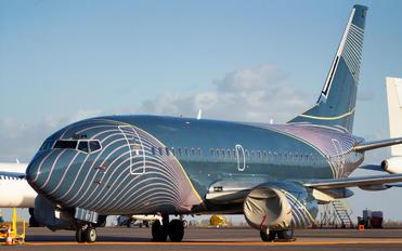 LY-FLT - KlasJet Boeing 737-500