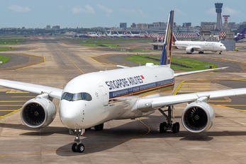 9V-SHO - Singapore Airlines Airbus A350-900