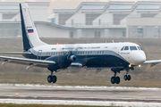 First flight of new Ilyushin Il-114 (-300 version) title=
