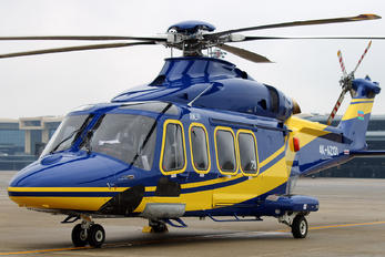 4K-AZ131 - Silk Way Helicopter Services Agusta Westland AW139