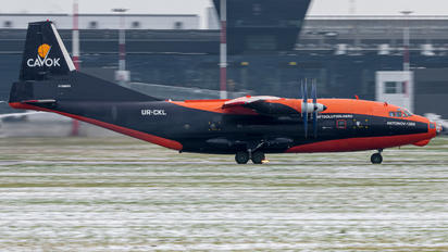 UR-CKL - Cavok Air Antonov An-12 (all models)
