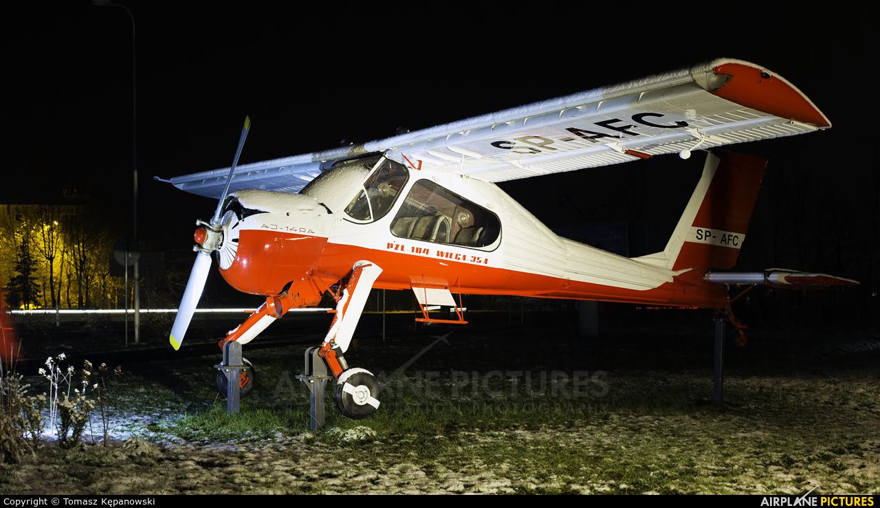 Aeroklub Rzeszowski SP-AFC aircraft at Rzeszów-Jasionka
