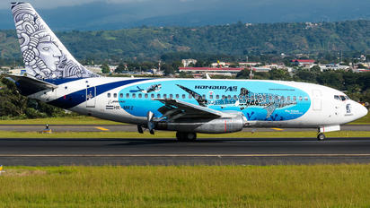 HR-MRZ - AVIATSA Boeing 737-200