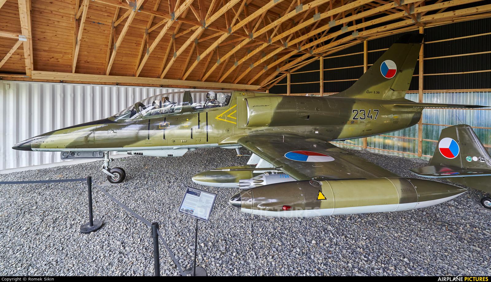 Czech - Air Force 2347 aircraft at Uherské Hradiště - Kunovice