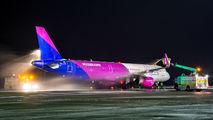 HA-LXK - Wizz Air Airbus A321 aircraft