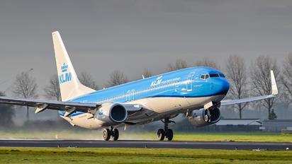 PH-BCG - KLM Boeing 737-8K2
