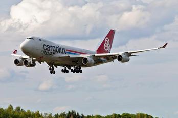 LX-RCV - Cargolux Italia Boeing 747-400F, ERF