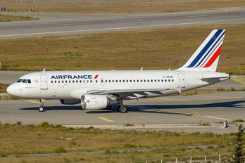 F-GRHP - Air France Airbus A319