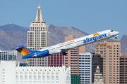 N856GA - Allegiant Air McDonnell Douglas MD-83 aircraft