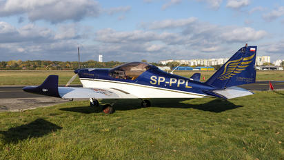 SP-PPL - Goldwings Flight Academy Aero AT-3 R100