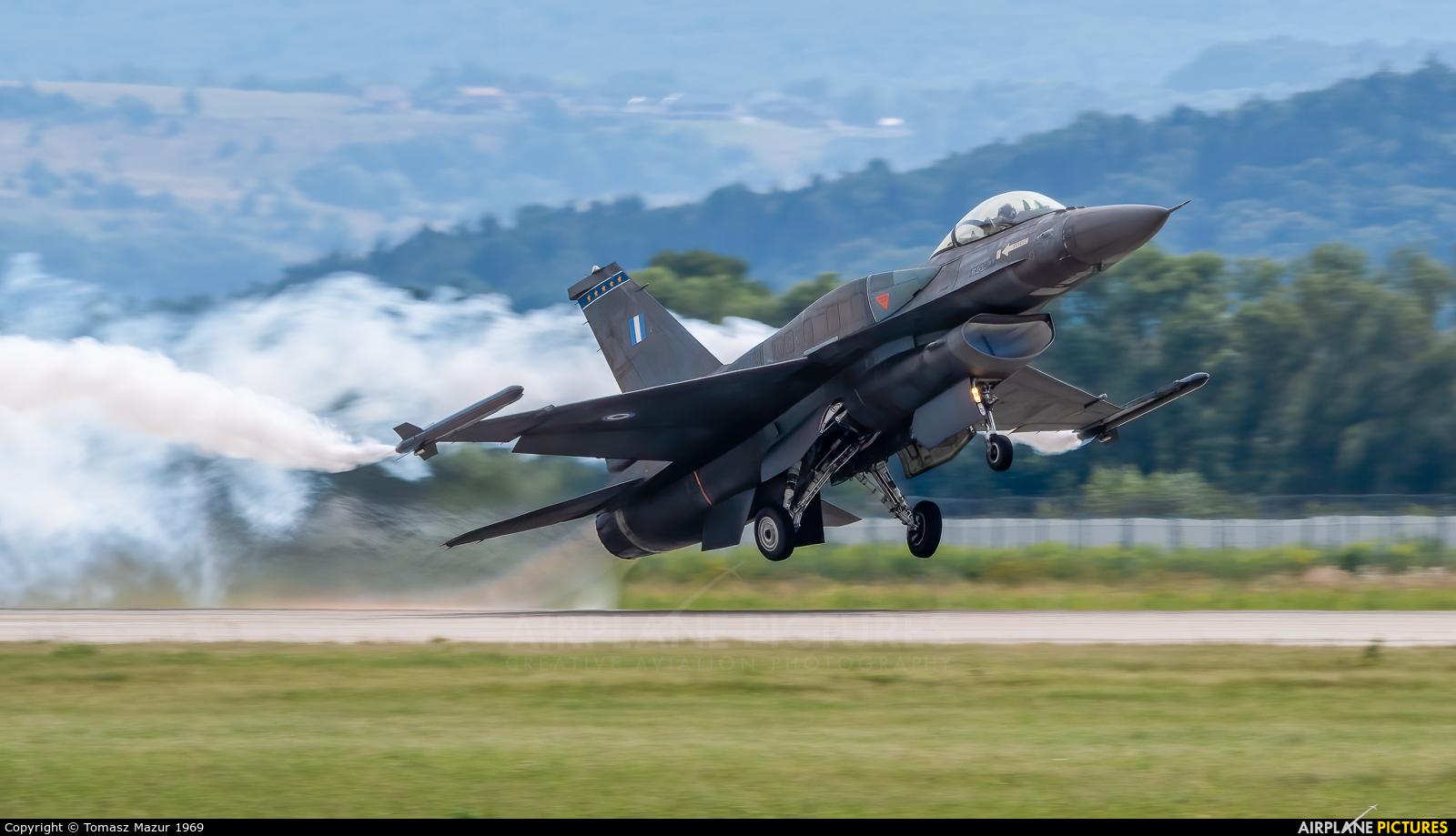 Greece - Hellenic Air Force 500 aircraft at Sliač