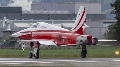 J-3089 - Switzerland - Air Force Northrop F-5E Tiger II