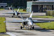 J-5019 - Switzerland - Air Force McDonnell Douglas F/A-18C Hornet aircraft