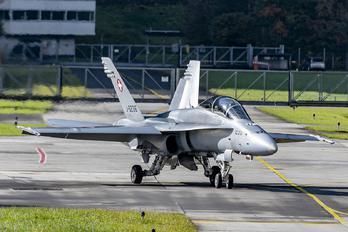 J-5236 - Switzerland - Air Force McDonnell Douglas F/A-18D Hornet