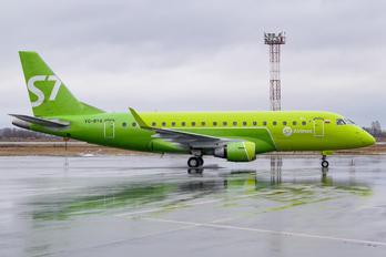 VQ-BYA - S7 Airlines Embraer ERJ-170 (170-100)