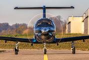 OH-SSS - FLY 7 Executive Aviation SA Pilatus PC-12 aircraft