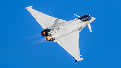 ZJ931 - Royal Air Force Eurofighter Typhoon FGR.4