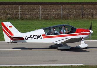 D-ECMI - Private Robin DR.400 series