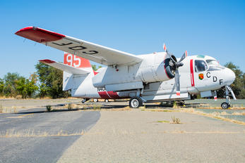 N406DF - USA - Government Grumman S-2T Turbo Tracker