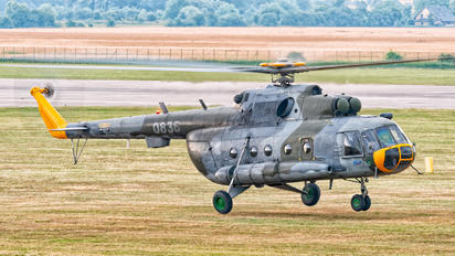 0836 - Czech - Air Force Mil Mi-17