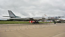 RF-94123 - Russia - Air Force Tupolev Tu-95MS aircraft