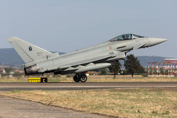 MM7323 - Italy - Air Force Eurofighter Typhoon S