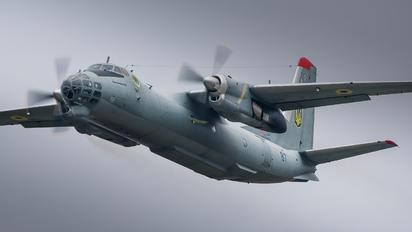 87 - Ukraine - Air Force Antonov An-30 (all models)