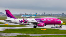 HA-LYB - Wizz Air Airbus A320 aircraft