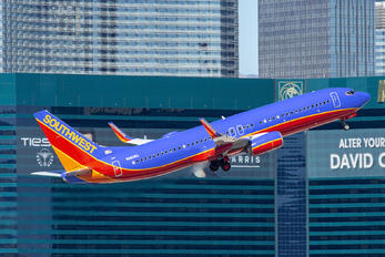 N6606C - Southwest Airlines Boeing 737-800