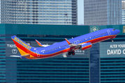 N6606C - Southwest Airlines Boeing 737-800 aircraft