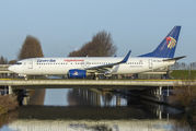 SU-GCN - Egyptair Boeing 737-800 aircraft