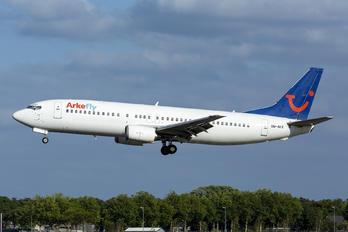 OM-AEX - Arke/Arkefly Boeing 737-400