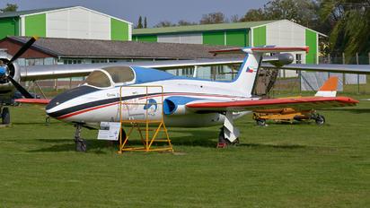 OK-SZA - Czechoslovak - Air Force Aero L-29 Delfín