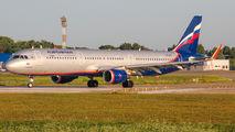 VP-BFF - Aeroflot Airbus A321 aircraft